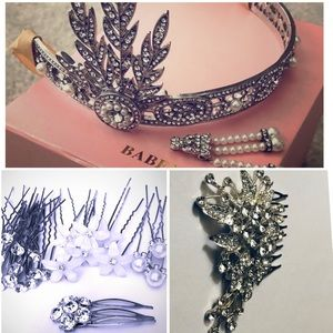 Accessories - Crystal Hair Accessory Bundle